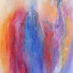 Sunny Neeter - Ceremony, acrylverf op doek, 80 x 100 cm
