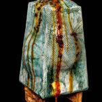 Neely Schaap - 'Maluca Bees', 30x30x51 cm