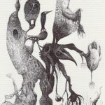 Peter Oosterhout - Tekening 23, 14x19