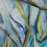 Han Sinke - Winter I, olieverf 100x140 cm